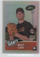 Matt Cain /921
