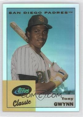 2006 eTopps Classic - [Base] #ETC67 - Tony Gwynn