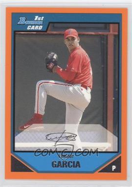 2007 Bowman - Prospects - Orange #BP48 - Edgar Garcia /250