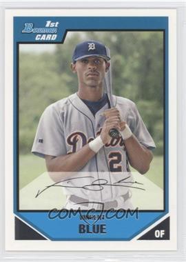 2007 Bowman - Prospects #BP96 - Vincent Blue