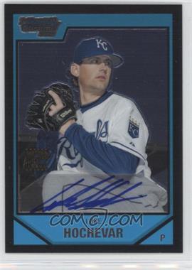 2007 Bowman Chrome - Prospects #BC230 - Luke Hochevar