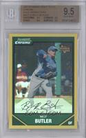Billy Butler /50 [BGS 9.5 GEM MINT]