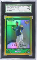 Ryan Braun [SGC 9 MINT] #/50