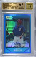 Michael Burgess [BGS 9.5 GEM MINT] #/150