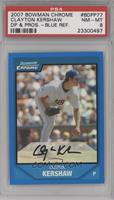 Prospects - Clayton Kershaw /199 [PSA 8 NM‑MT]