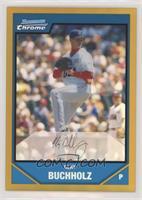 Prospects - Clay Buchholz /50