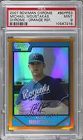 Michael Moustakas [PSA 9 MINT] #1/25