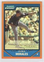 Prospects - Franklin Morales /25