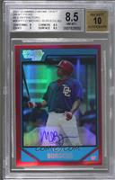Michael Burgess [BGS 8.5 NM‑MT+] #/5