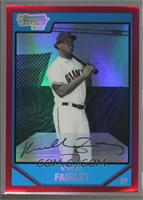 Wendell Fairley [Noted] #/5
