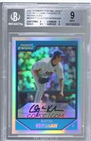 Prospects - Clayton Kershaw [BGS 9]