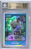 Prospects - Clayton Kershaw [BGS 9.5]