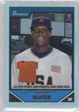2007 Bowman Draft Picks & Prospects - Future's Game Prospects - Patch #BDPP107 - Cameron Maybin /99