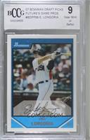 Evan Longoria [BCCG Near Mint]