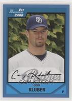Corey Kluber (Spelled Cory) #380/399