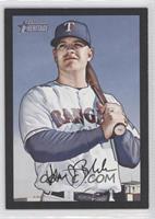 Hank Blalock /52