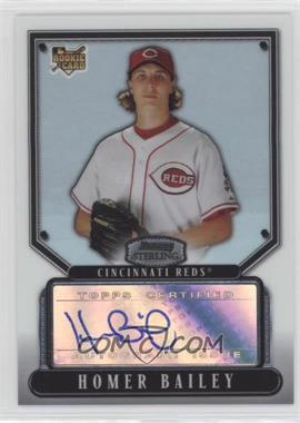 2007 Bowman Sterling - [Base] #BS-HB - Homer Bailey