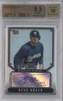 Ryan Braun [BGS 9.5 GEM MINT]