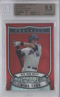 Mike Carp [BGS 9.5 GEM MINT] #/1