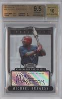 Michael Burgess [BGS 9.5 GEM MINT]