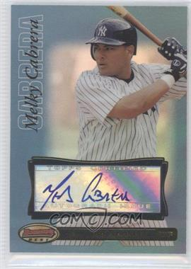 2007 Bowman's Best - [Base] - Blue #35 - Melky Cabrera /99