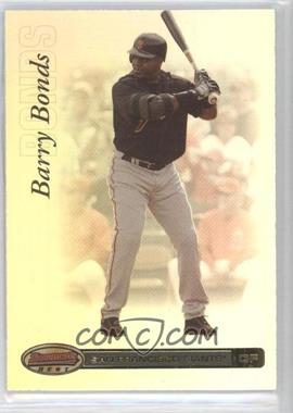 2007 Bowman's Best - [Base] #19 - Barry Bonds