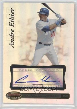 2007 Bowman's Best - [Base] #44 - Andre Ethier