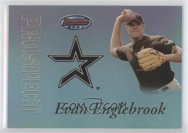 2007 Bowman's Best - Prospects - Blue #BBP30 - Evan Englebrook /99