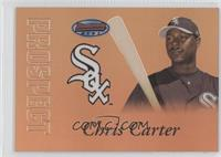 Chris Carter /50