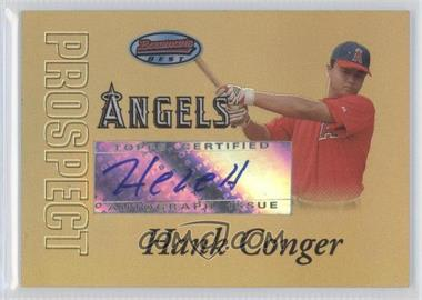 2007 Bowman's Best - Prospects - Gold #BBP43 - Hank Conger /50