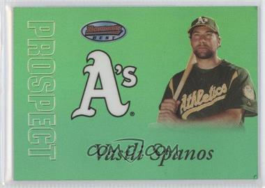 2007 Bowman's Best - Prospects - Green #BBP23 - Vasili Spanos /249