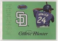 Cedric Hunter #/249