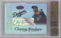 Autograph - Clayton Kershaw [BGS 9.5]