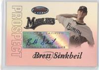 Autograph - Brett Sinkbeil