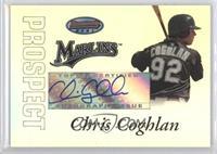 Autograph - Chris Coghlan