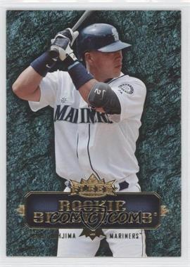 2007 Fleer - Rookie Sensations #RS-KJ - Kenji Johjima
