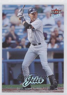 2007 Fleer Ultra - [Base] #126 - Derek Jeter
