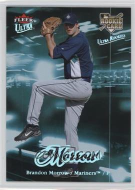 2007 Fleer Ultra - [Base] #219 - Brandon Morrow