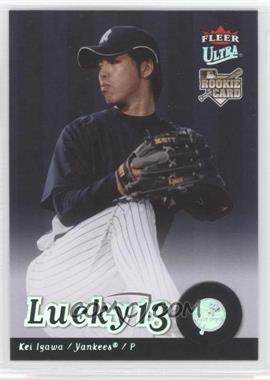 2007 Fleer Ultra - [Base] #248 - Kei Igawa