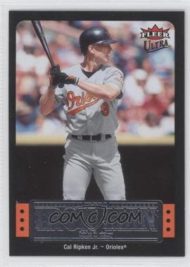2007 Fleer Ultra - Ultra Iron Man #UIM-11 - Cal Ripken Jr.