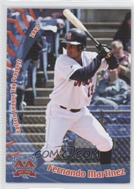 2007 Grandstand Eastern League Top Prospects - [Base] #FEMA - Fernando Martinez