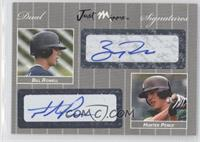 Hunter Pence, Billy Rowell #/25