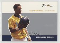 Emmanuel Burriss /25