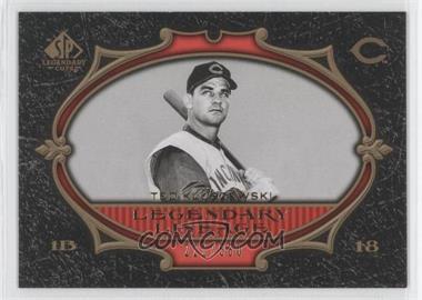 2007 SP Legendary Cuts - [Base] #150 - Ted Kluszewski /550
