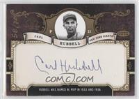 Carl Hubbell /70