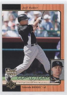 2007 SP Rookie Edition - [Base] #236 - Jeff Baker