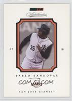 Pablo Sandoval /250