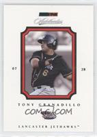 Tony Granadillo /250