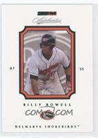 Billy Rowell /250