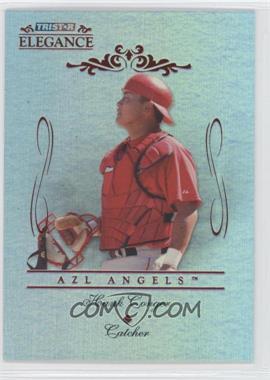 2007 TRISTAR Elegance - [Base] - Red #28 - Hank Conger /25